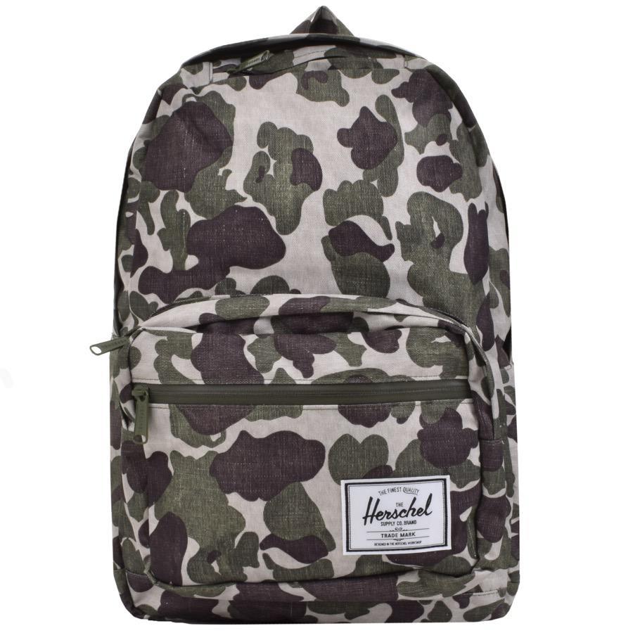 0eb86523bba Herschel Supply Co. Pop Quiz Backpack Green in Green for Men - Lyst
