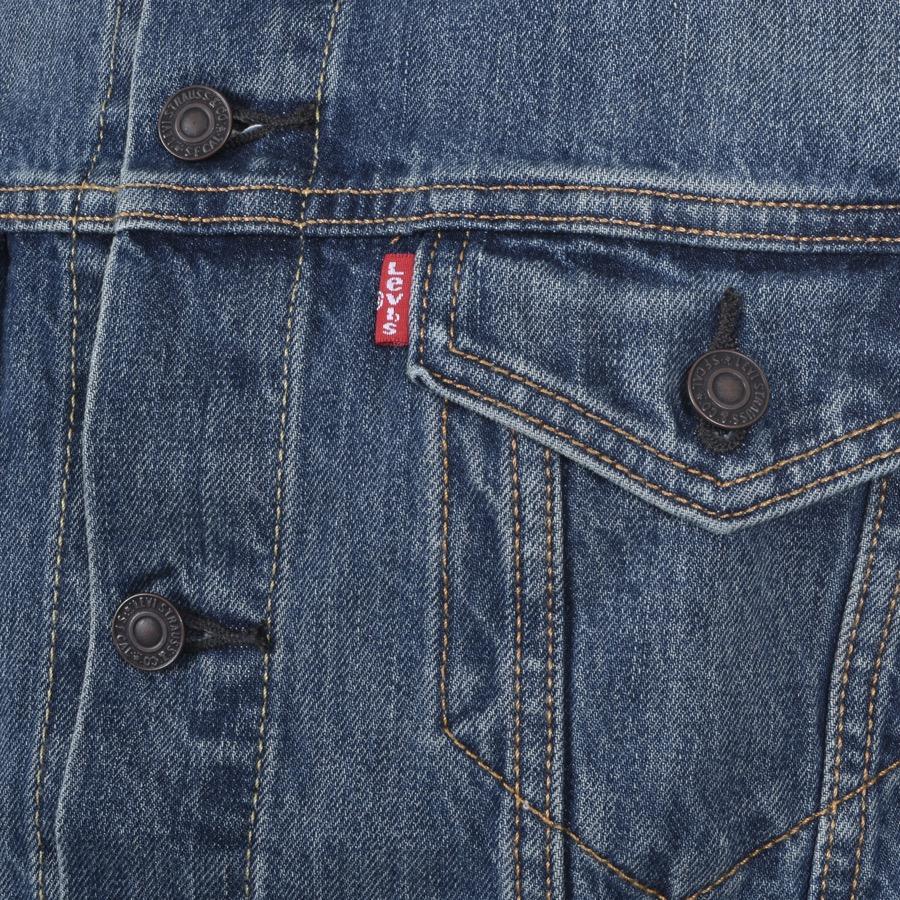 Levi's Denim Trucker Jacket Blue for Men