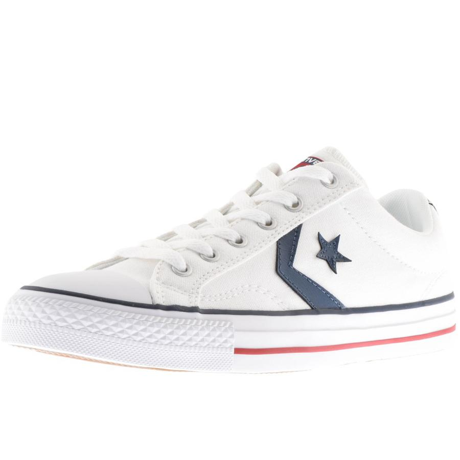 2converse sneakers star player