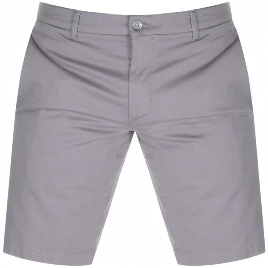 25d340326 Lyst - Boss Athleisure Hugo Liem Shorts Grey in Gray for Men