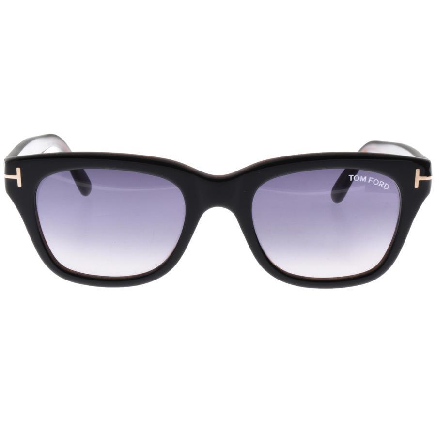 7d338dc7cc Tom Ford - Snowdon Sunglasses Black for Men - Lyst. View fullscreen