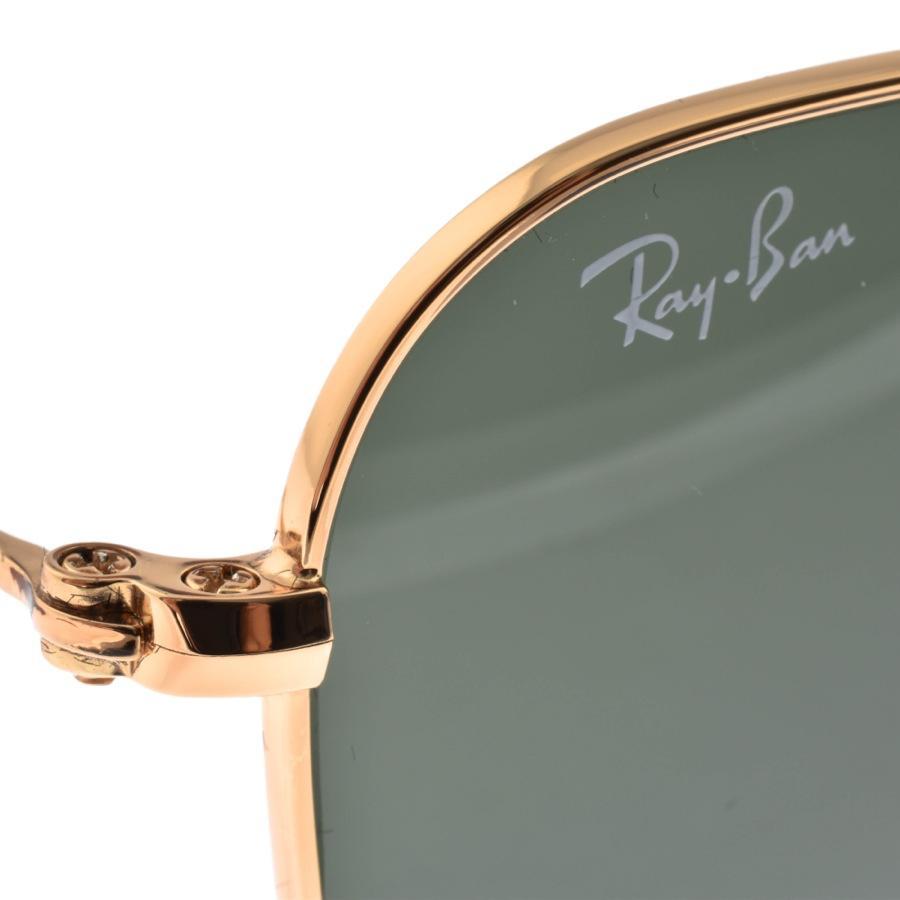 Ray-Ban Ray Ban 3136 Caravan Sunglasses Gold in Metallic for Men