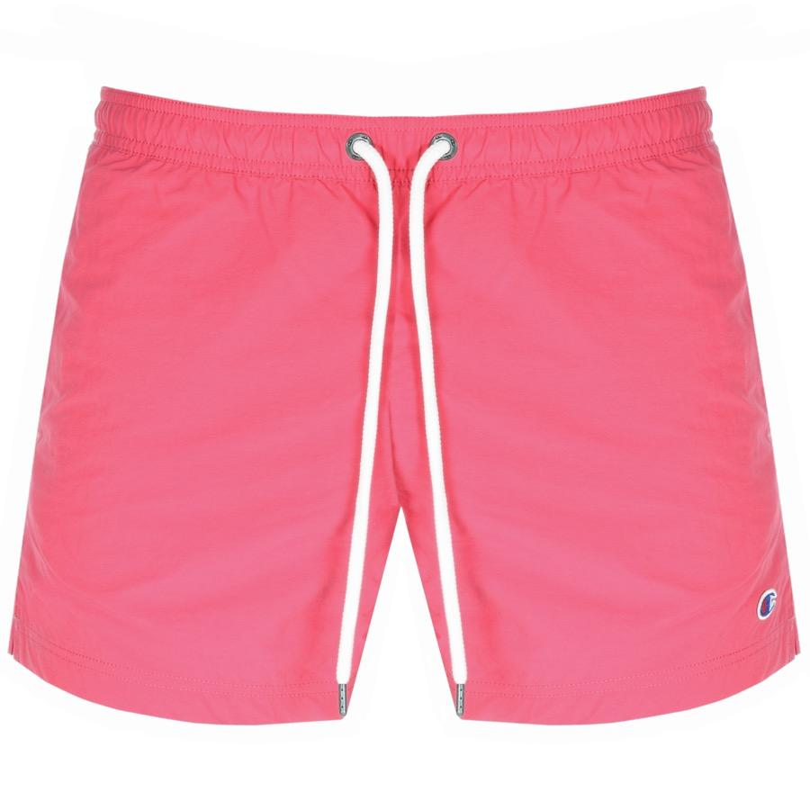 9c5d5b2f1d Lyst - Champion Swim Shorts Pink in Pink for Men