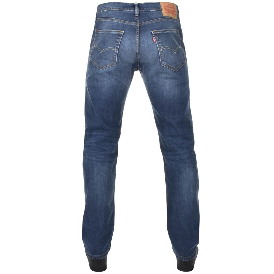 Levi's Denim 504 Regular Straight Jeans Cloudy Blue for Men