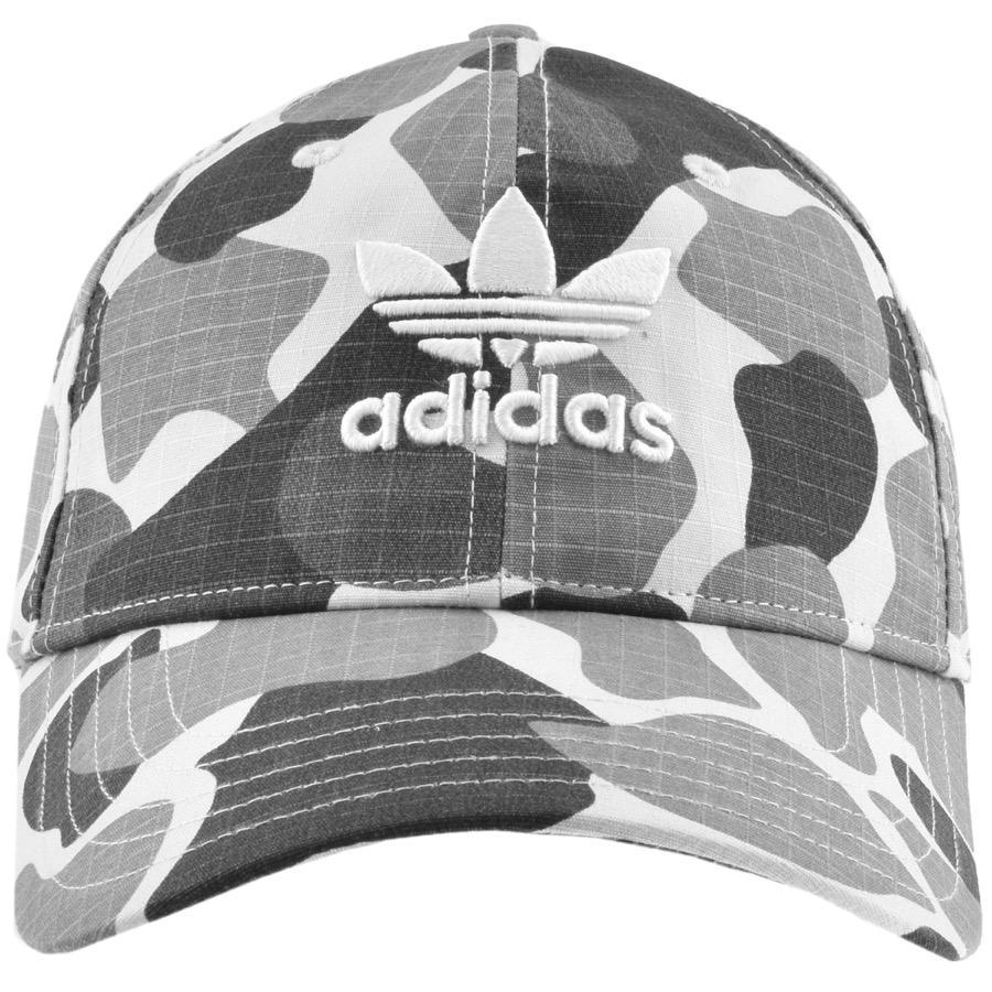 3223895b9e5 Lyst - adidas Originals Camouflage Cap Grey in Gray for Men