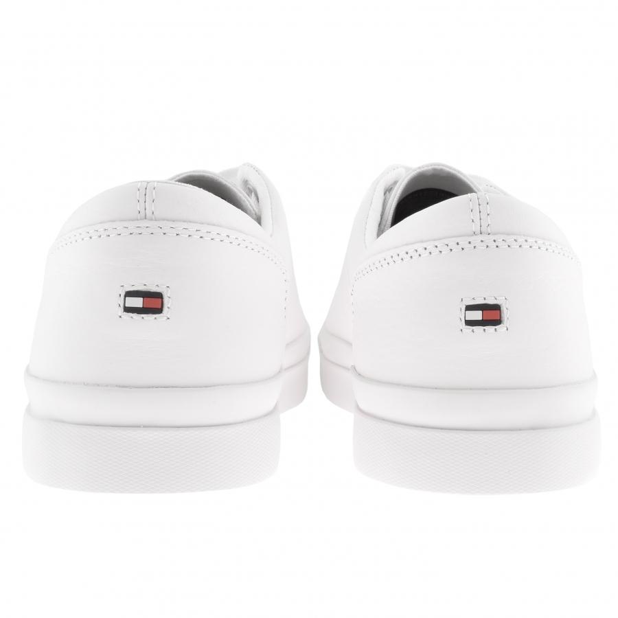 ff489839 Tommy Hilfiger - Core Corporate Trainers White for Men - Lyst. View  fullscreen