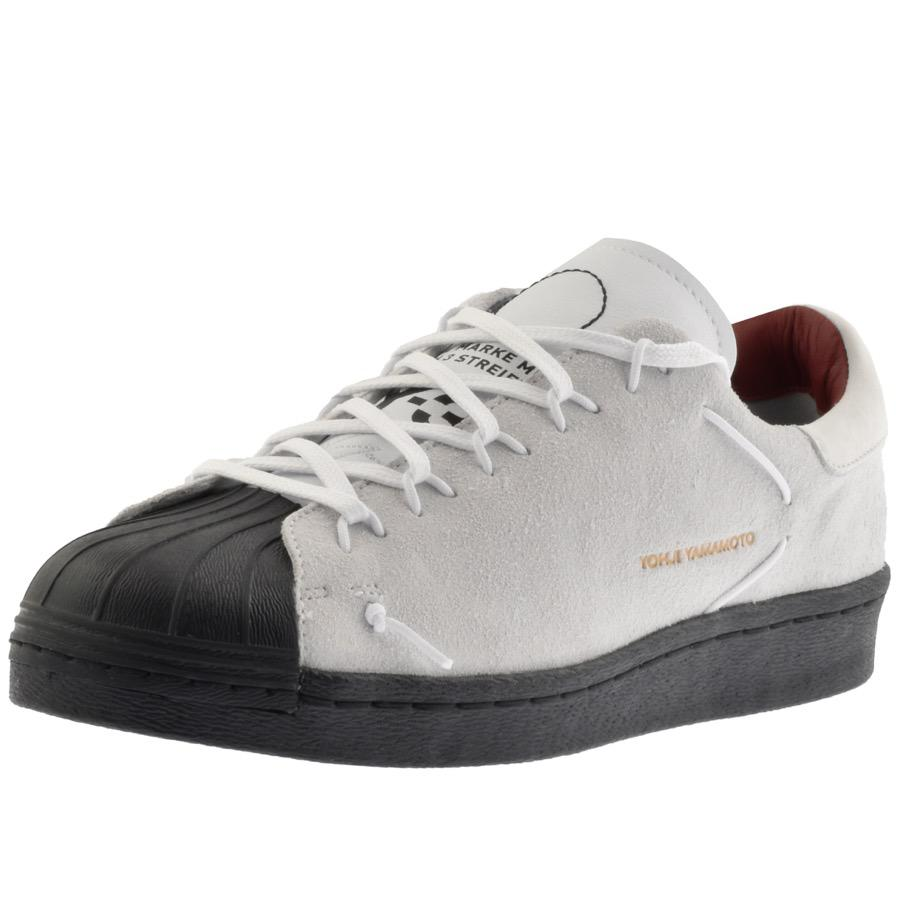 best service f67b9 6b707 Y-3 Super Knot Trainers White in White for Men - Lyst