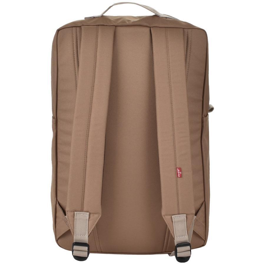 Levi's Synthetic L Pack Backpack Beige in Natural for Men