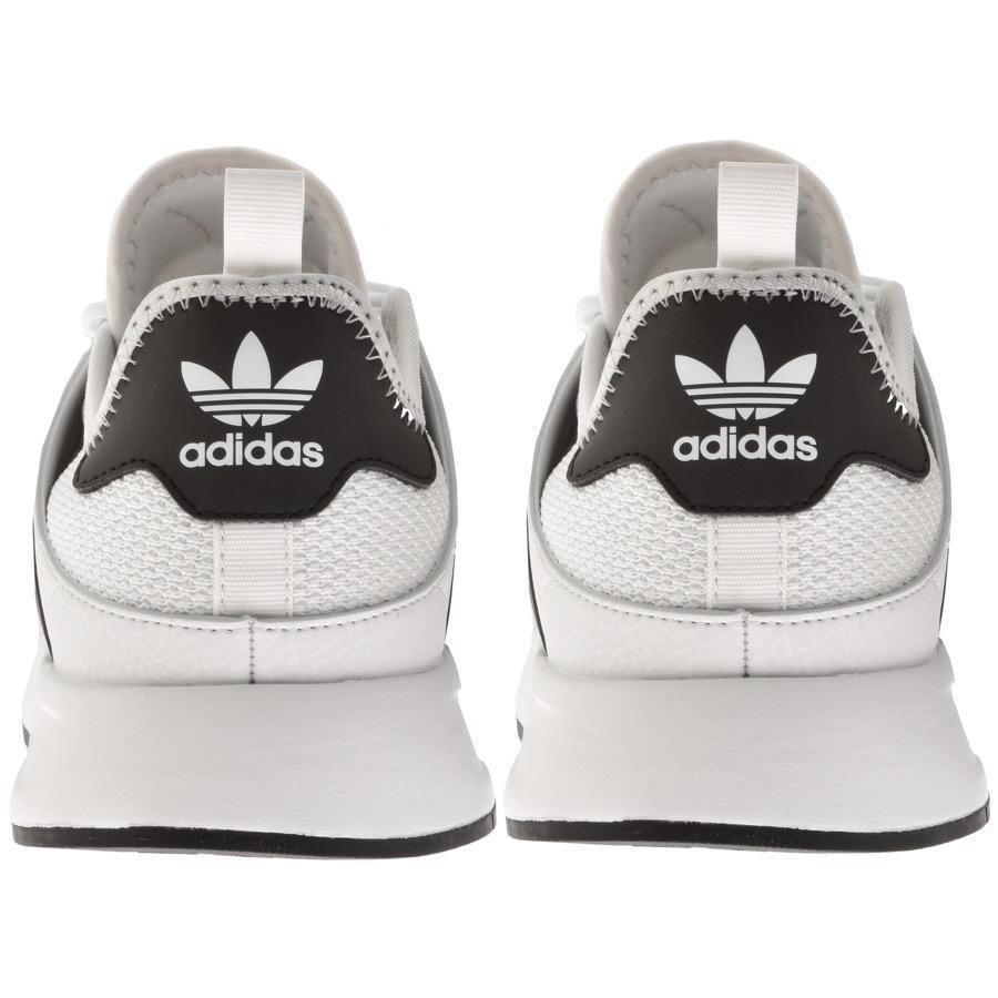 adidas originali x a infrarossi formatori bianco in bianco per gli uomini lyst