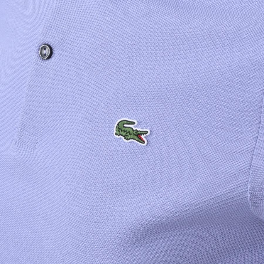 Purple Ultra Lacoste Men Polo L ive Slim Lilac T Shirt For 1FuTc3lKJ5
