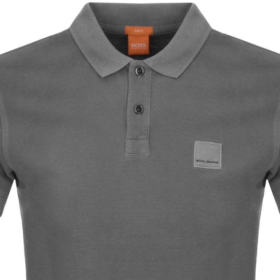 boss orange polo shirt