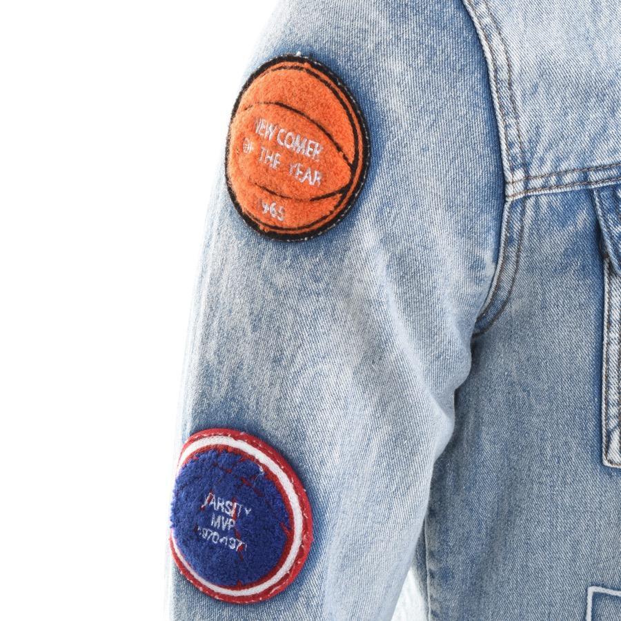 san francisco 28673 d90aa Franklin & Marshall Denim Jacket Blue for men