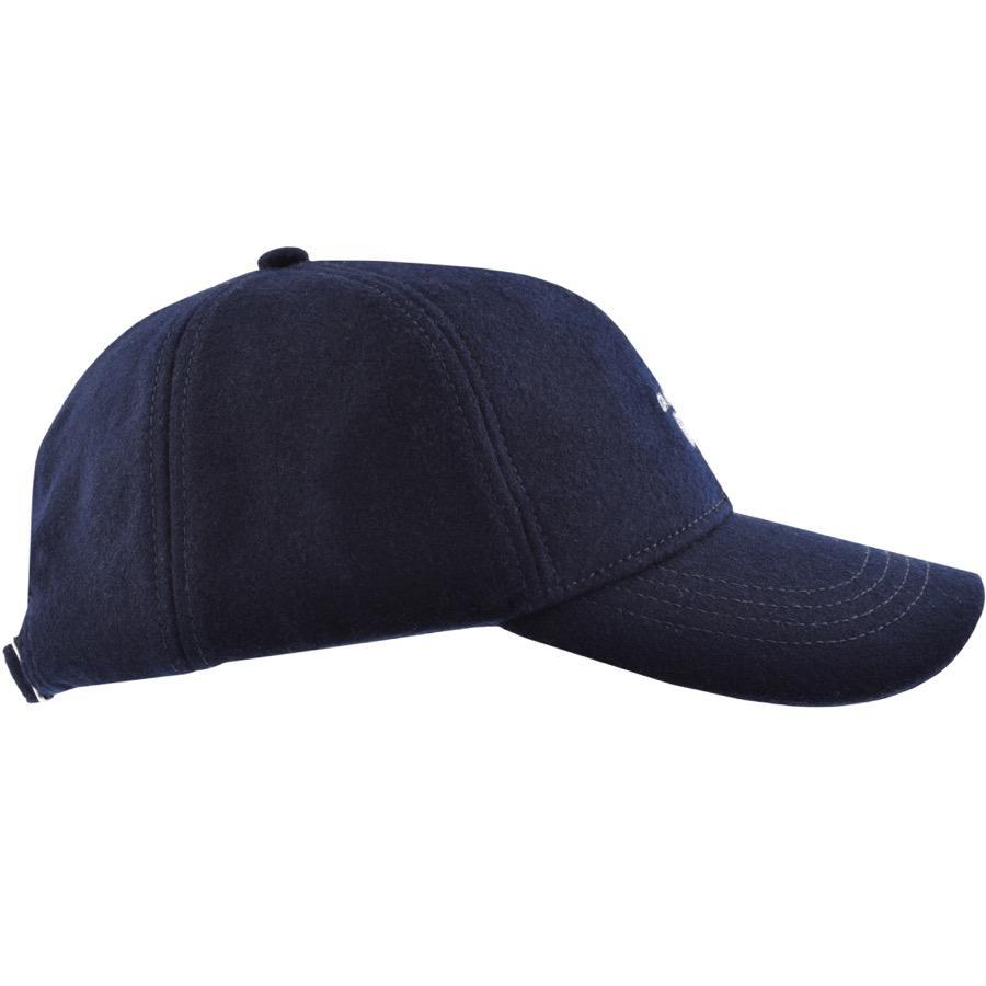77fdf3b7b10 Gant Melton Cap Navy in Blue for Men - Lyst