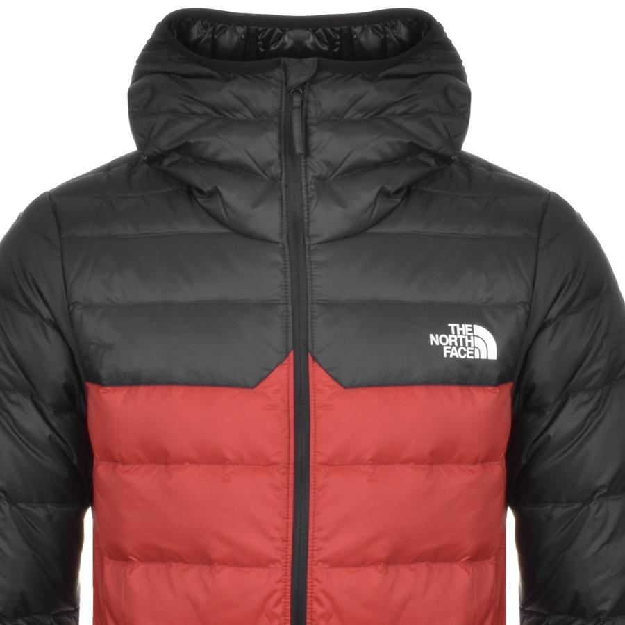 for Lyst Face Red Men The Down Peak West Jacket North Red in Tv1qTwA b903dc6e3