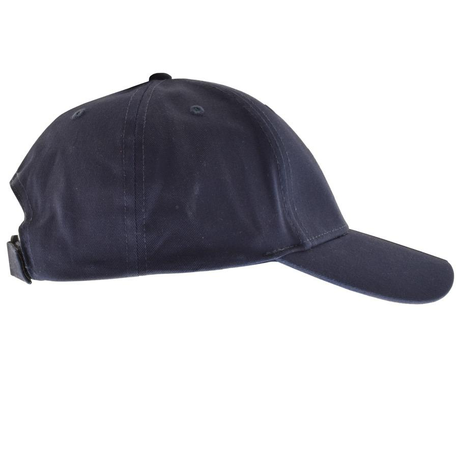 20960a723 Fila Vintage Walker Baseball Cap Navy in Blue for Men - Lyst