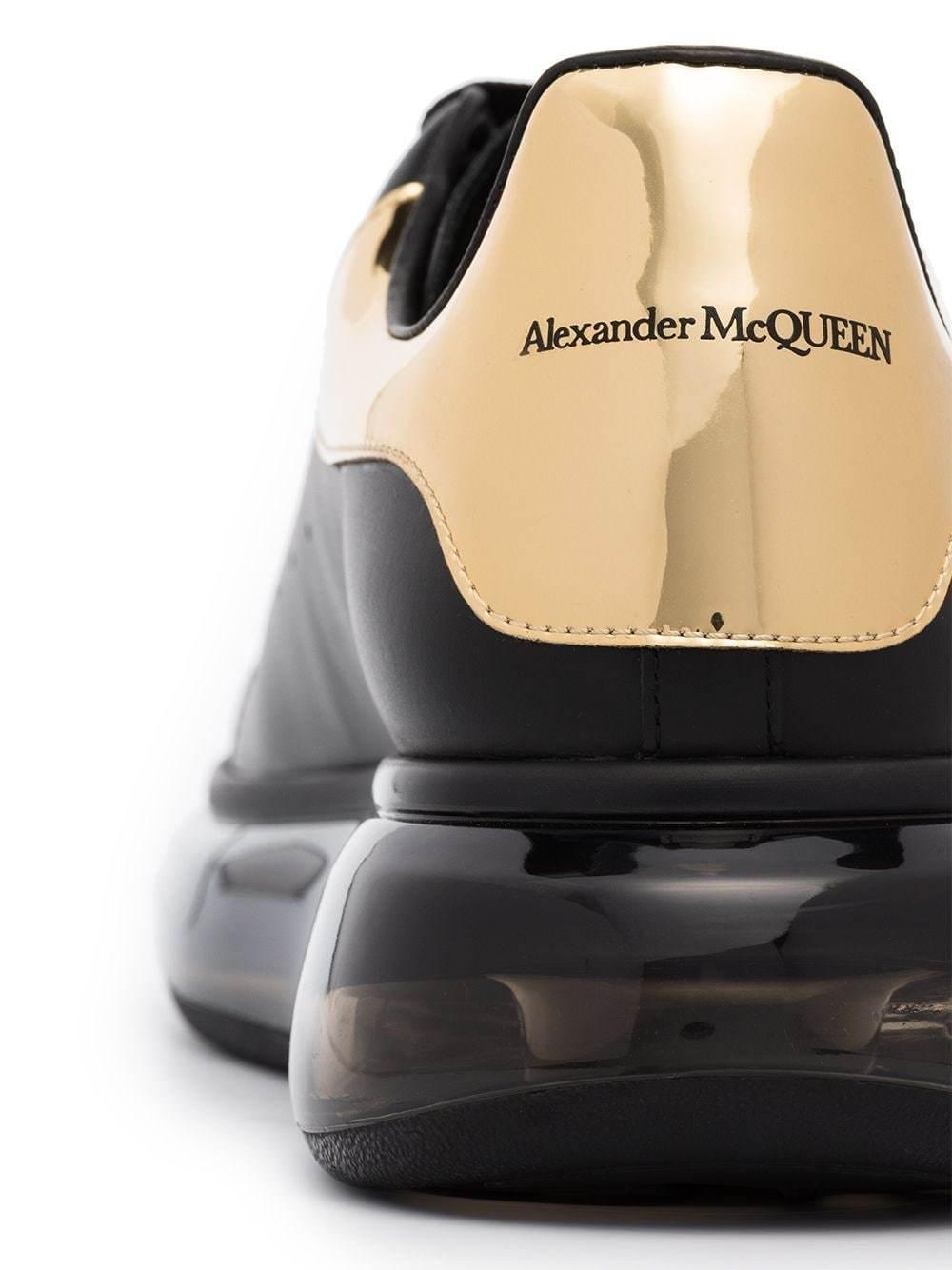 Alexander McQueen Oversized Leather