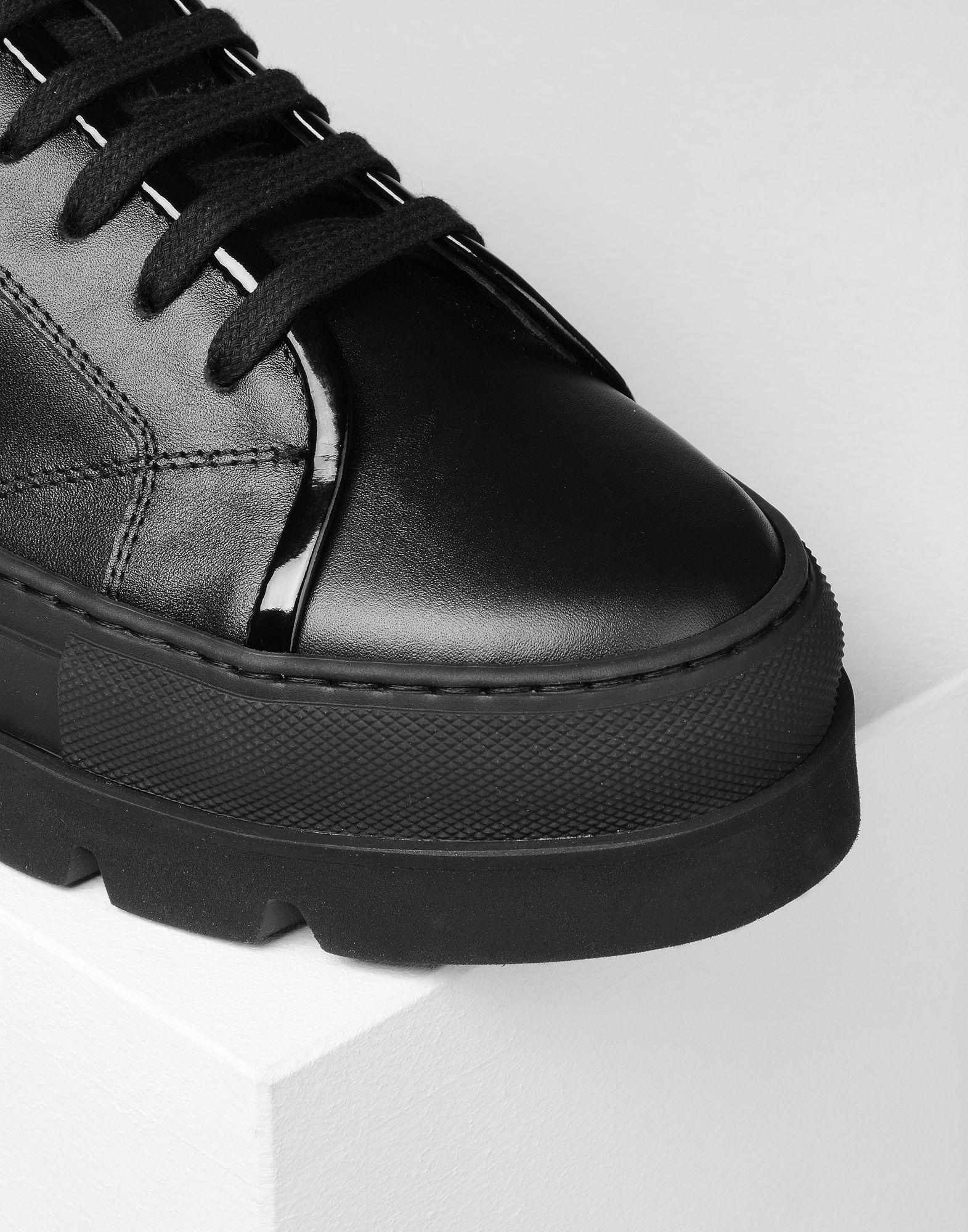 MM6 by Maison Martin Margiela 'monster' Sneakers in Black