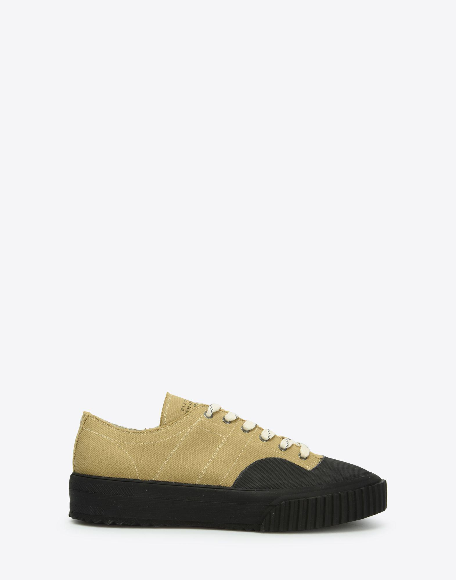 Canvas And Rubber Sneakers Maison Martin Margiela UPc1M