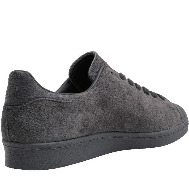 8f8a091d531 Adidas Originals Gray Superstar 80s Clean Trainers Utility Black/utility  Black/grey Five for men