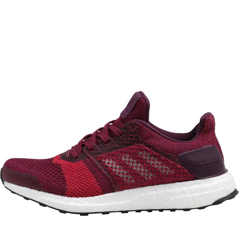 adidas ultraboost stabilità delle scarpe da corsa mistero ruby / notte