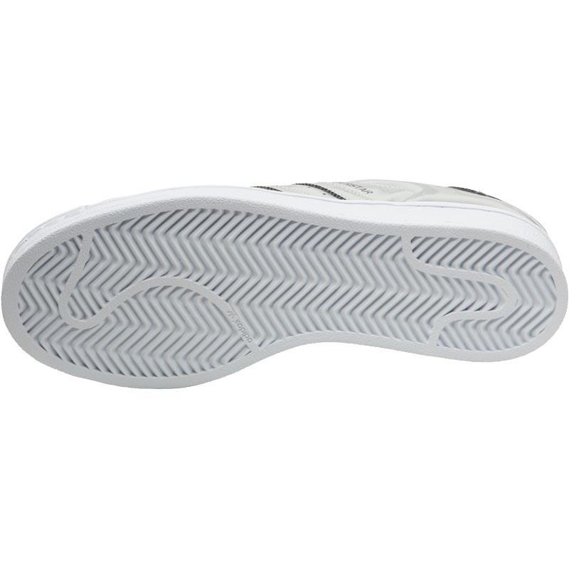 adidas Originals Synthetic Superstar Trainers Silver Metallic/silver Metallic/white