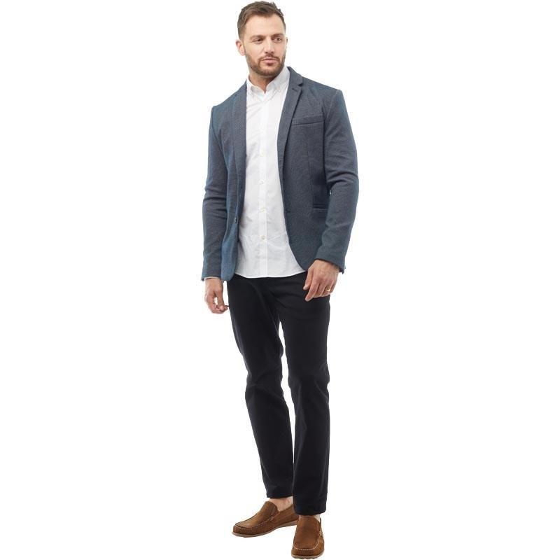 French Connection Synthetic Casual Blazer Marine in Blue for Men
