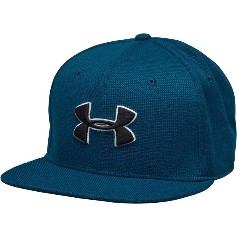 6083159f4ac Under Armour Hg Heatgear Huddle 2.0 Snapback Cap Blue in Blue for ...
