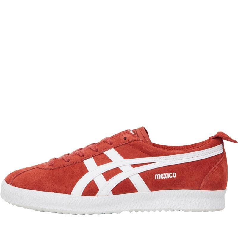Onitsuka Tiger. Men's Red Mexico Delegation Trainers ...