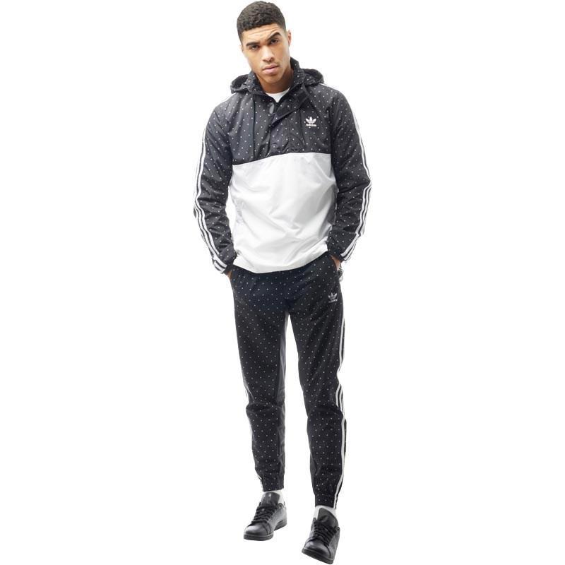For Pharrell Woven Adidas Hu Men Originals Blackwhite Williams Hoody w8kOP0n