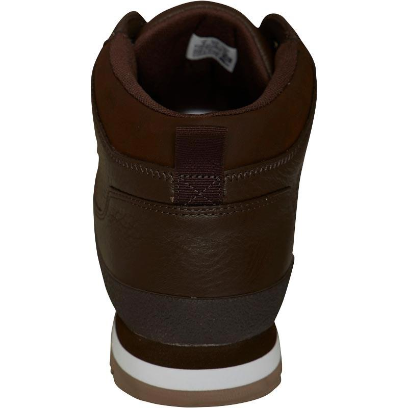 08fdcfa686e88 Lacoste Upton Hiker Leather Boots Brown black in Brown for Men - Lyst