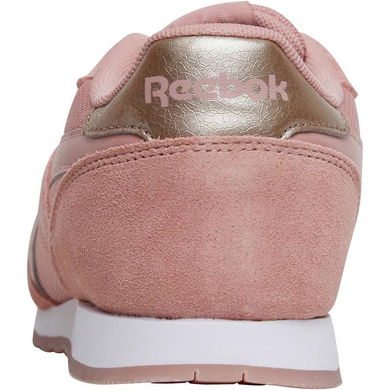 1a74ddee4d70 Reebok - Royal Ultra Sl Trainers Chalk Pink rose Gold white - Lyst. View  fullscreen