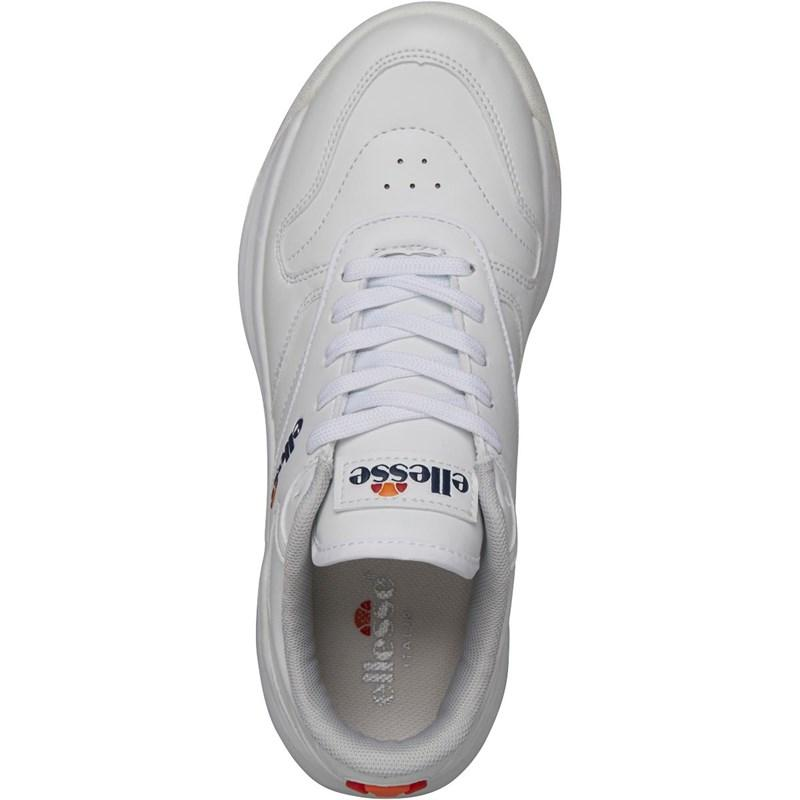 Ellesse Synthetic Ada Trainers White - Lyst