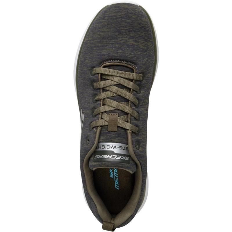 Low Key Power Trippin Trainers Olive