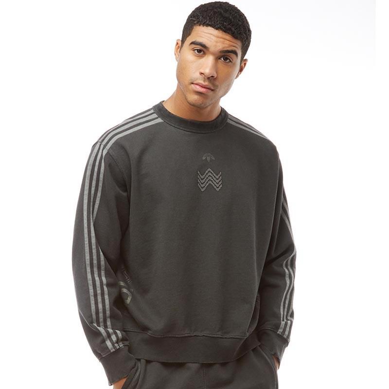best cheap great deals outlet store sale X Alexander Wang Bleach Sweatshirt Black