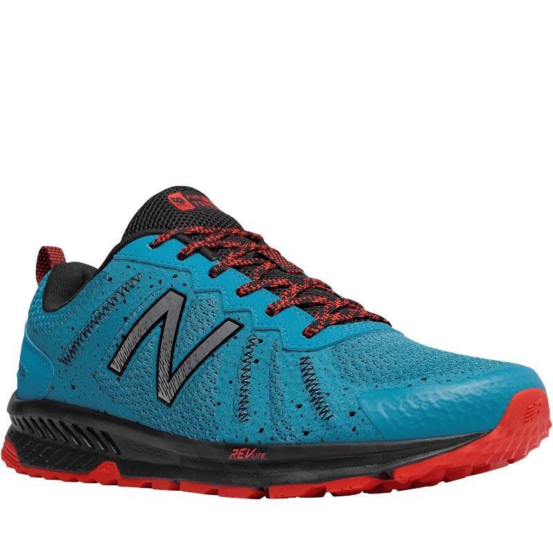 Mt590 V4 Trail Running Shoes Rosin Blue