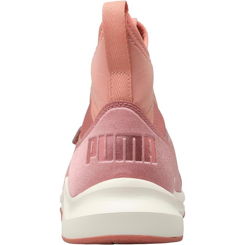 06786c10fcf3 Phenom Cameo Gomez in Selena Trainers Lyst Pink Brown Puma wIHqE
