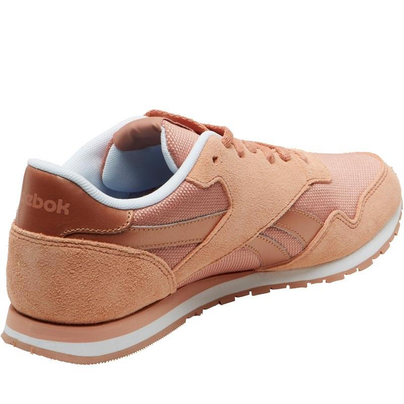 Reebok Suede Royal Ultra Trainers Rustic Clay/pure Copper/white