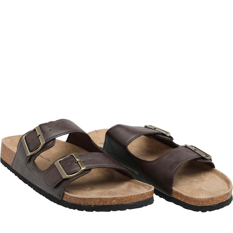 2da1ff96e French Connection Sandals Brown in Brown for Men - Lyst