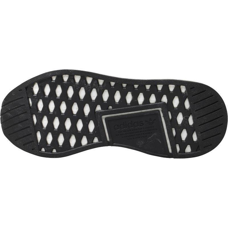 adidas Originals Canvas Nmd_cs2 Primeknit Trainers Pearl Grey/pearl Grey/footwear White in Oatmeal (Grey)