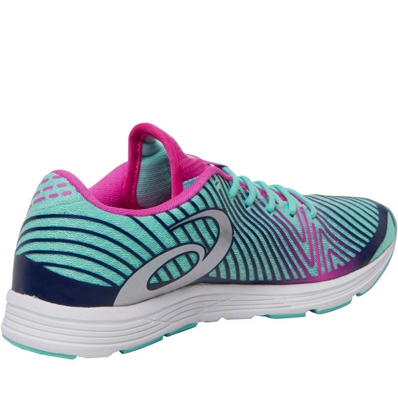Asics Rubber Gel Hyper Tri 3 Triathlon Running Shoes Aqua