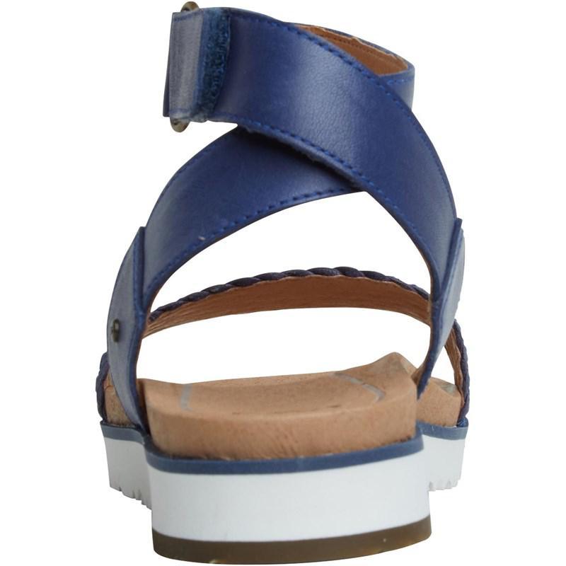 9c36b102e1f UGG Laddie Sandals Marino in Blue - Lyst