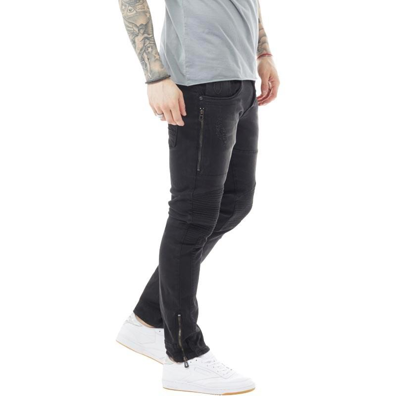 883 Police Cassady Regular Fit Jeans MO 409 Black