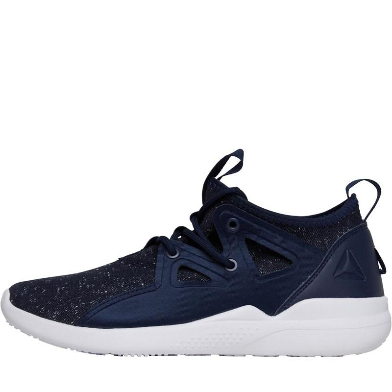 74c0fc146812 Reebok Cardio Motion Training Shoes Collegiate Navy white in Blue - Lyst