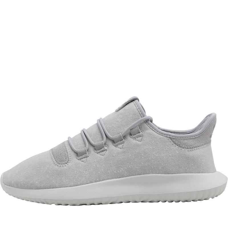 finest selection 50490 0a28c adidas Originals. Men s Gray Tubular Shadow Trainers ...