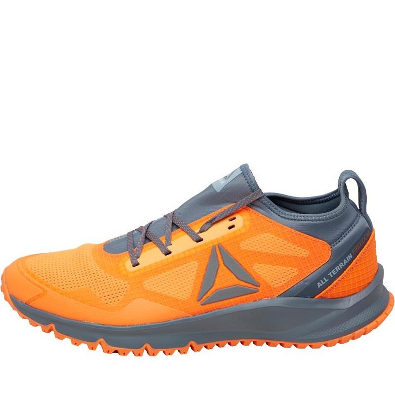 82d7865b57e Reebok All Terrain Freedom Trail Running Shoes Wild Orange asteroid ...