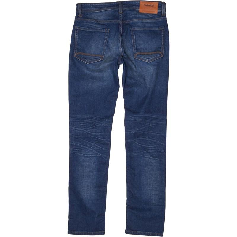 6c2fd653cf Timberland - Blue Sargent Lake Slim Fit Denim Jeans Tinted Vintage for Men  - Lyst. View fullscreen
