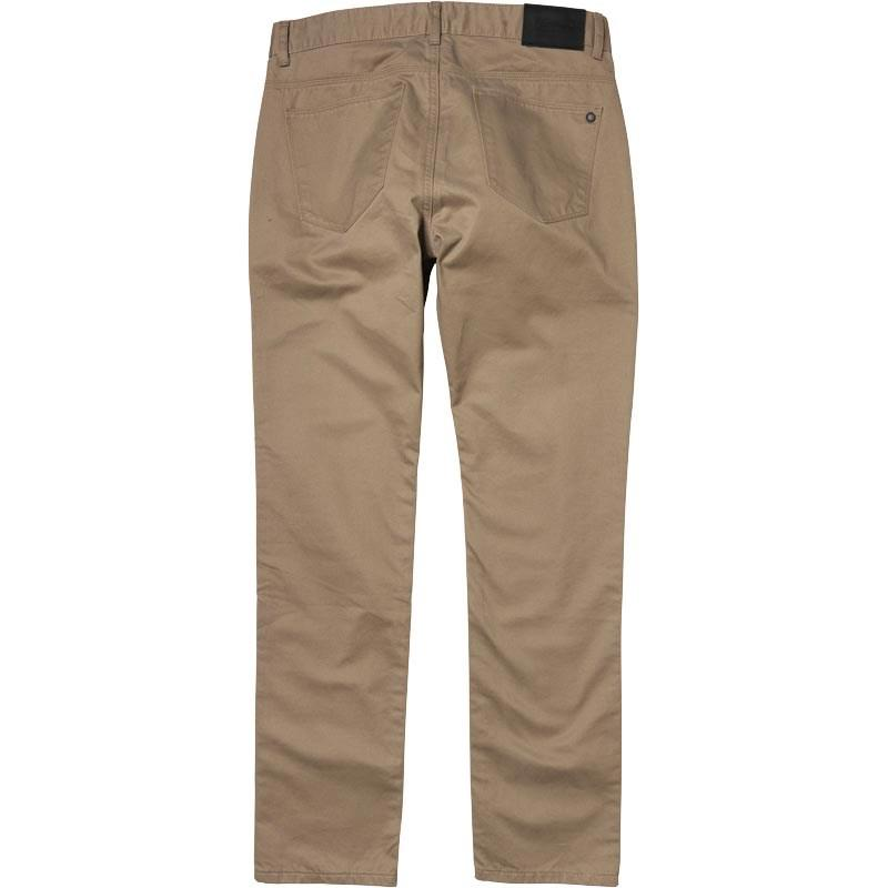 a250d706e4f417 Féraud Cotton Twill Reg Slim Fit Chinos Beige in Brown for Men - Lyst