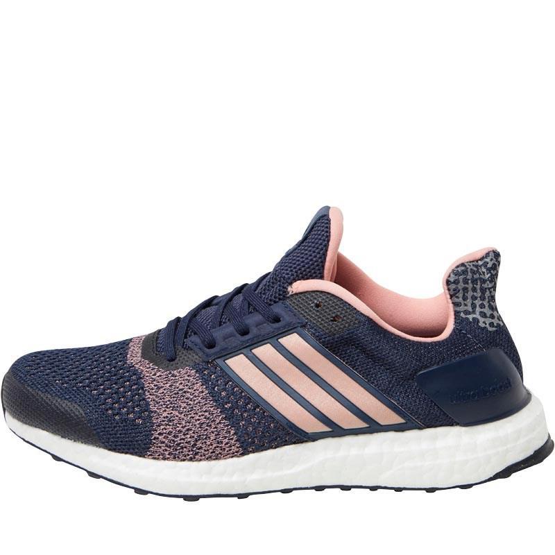a0cd569de3bf adidas. Women s Blue Ultraboost St Running Shoes Midnight Grey still Breeze collegiate  Navy