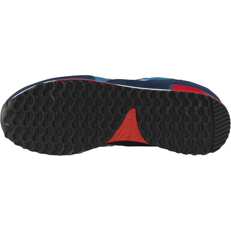 reputable site 314a4 52b32 adidas Originals Suede Zx 750 Trainers Bluebird/white/dark ...