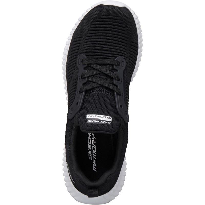 Skechers Infallible Trainers Black